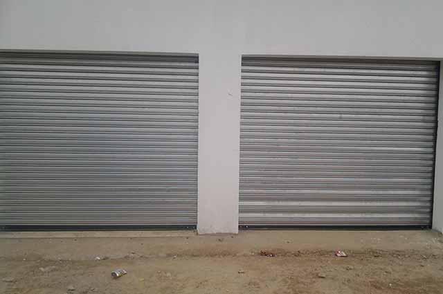 Roller Shutters Garage Doors Project Siyakhusela